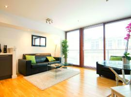 Mitchell Street Glasgow Apartment, hotel near Glasgow Queen Street Station, Glasgow