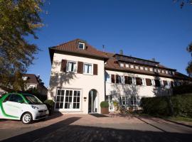 Hotel Bürkle, hotel near Train Station Ludwigsburg, Fellbach