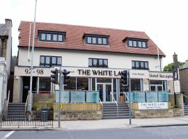 The White Lady Wetherspoon, hotel near Edinburgh Zoo, Edinburgh