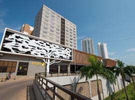 Hotel Gran Odara, hotel near Mother Bonifacia Park, Cuiabá