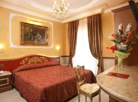 Clarion Collection Hotel Principessa Isabella, hotel in Via Veneto, Rome