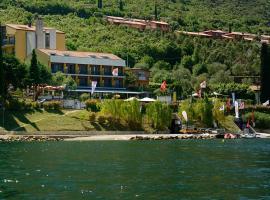 Hotel Sole Malcesine, hotell i Malcesine