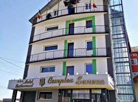 Hotel Seneca, hotel din Baia Mare