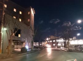 Hotel Lakeland Hikone, hotel in Hikone