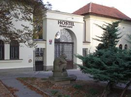 Hostel Praha Ládví, hostel in Prague