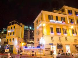 Hotel Globo Suite, отель в городе Сан-Ремо