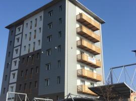The Residence Galliate, apartment in Galliate