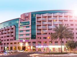 ZiQoo Hotel Apartments Dubai, hotel near Gurunanak Darbar Sikh Temple, Dubai