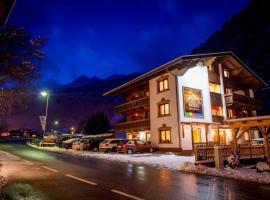 Alpenhaus Monte, Bed & Breakfast in Neustift im Stubaital