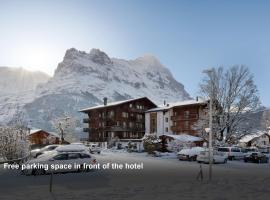 Hotel Kirchbühl Superior, hotel in Grindelwald