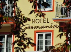 Hotel Germania, Hotel in Cochem
