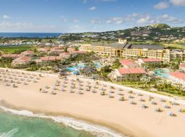 St. Kitts Marriott Resort & The Royal Beach Casino, hotel a Frigate Bay