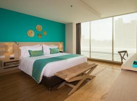 bh Barranquilla, hotel in Barranquilla