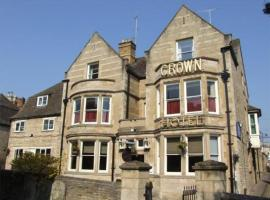 Crown Hotel, accommodation in Stamford