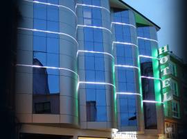 Hotel Cardenal, hotel in Monforte de Lemos