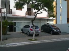 Pousada Pura Vida, hotel in Maceió