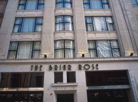 The Briar Rose Wetherspoon, hotel near Museum of the Jewellery Quarter, Birmingham