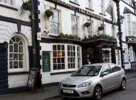The King's Head Wetherspoon, hotel in Monmouth