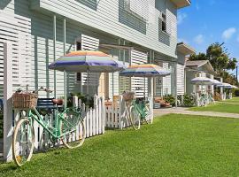 La Costa Beachside Motel, hotel near Southern Cross University Gold Coast Campus, Gold Coast