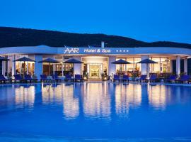 Aar Hotel & Spa Ioannina, hotel in Ioannina