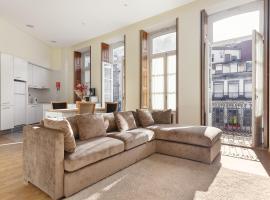 Chateau Apartments, hotel no Porto