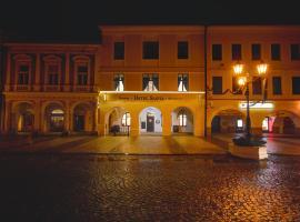 Hotel Slavia, hotel v destinaci Svitavy
