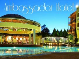 Ambassador Hotel Thessaloniki, отель рядом с аэропортом Аэропорт Салоники - SKG