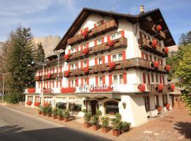 Hotel Trieste, hotel in Cortina d'Ampezzo