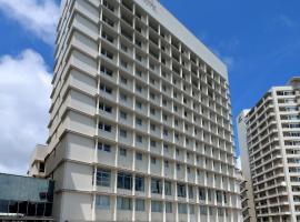 那覇東急REIホテル、那覇市のビジネスホテル