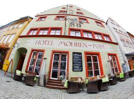 Hotel Mohren Post, отель в городе Ванген-им-Алльгой