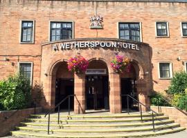 The Brocket Arms Wetherspoon, hotel in Wigan