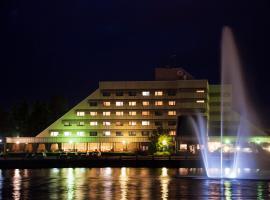 Отель Дружба, отель в Выборге