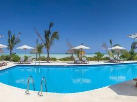 Kisiwa on the Beach, resort in Paje