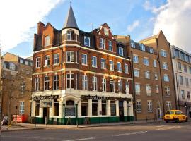 Dover Castle Hostel, hostel in London