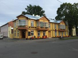 Karusselli-Supeluse Apartment, apartement sihtkohas Pärnu