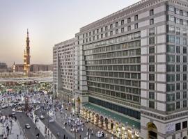 Madinah Hilton Hotel, boutique hotel in Medina
