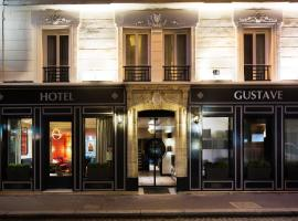 Hôtel Gustave, Hotel in Paris