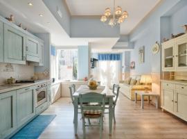 Apartments La Bougaville, pet-friendly hotel in Agropoli