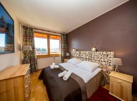 Apartament Krzeptowki Exclusive, self catering accommodation in Zakopane