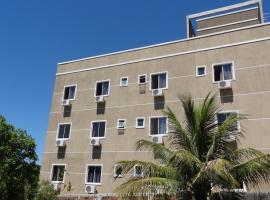 Hotel Solar De Itaborai, hotel in Itaboraí
