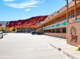 Big Horn Lodge, motel in Moab