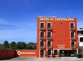 Hotel El Cafetalero, hotel en Xicotepec de Juárez
