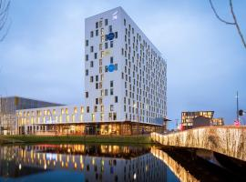 Novotel Amsterdam Schiphol Airport, hotel near Overveen Station, Hoofddorp