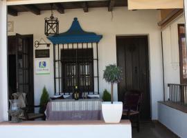 Casa Rural El Sombrero, country house in El Rocío
