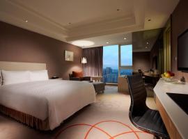 新竹老爺酒店,新竹市的飯店