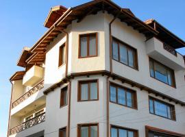 Корина Скай Хотел, хотел близо до Връх Вихрен, Банско
