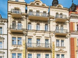 Romania, hotel poblíž Letiště Karlovy Vary - KLV,