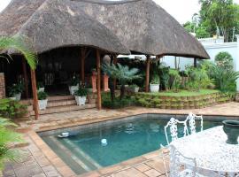 Almost Heaven, hotel near Beachwood Golf Club, Durban
