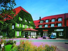 Akzent Hotel Gut Höing, Hotel in der Nähe vom Flughafen Dortmund - DTM, Unna