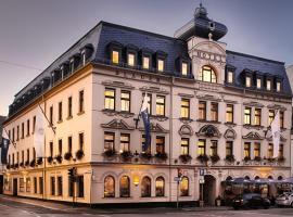 Hotel Blauer Engel, Hotel in Aue